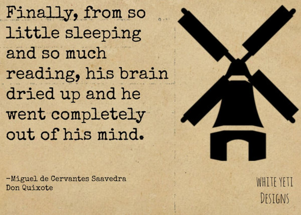 Don Quixote Quotes | Don Quixote Quote Frugga